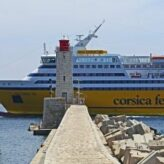 Trajekt na Korsiku
