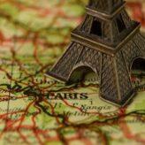 Počet obyvatel, rozloha Francie