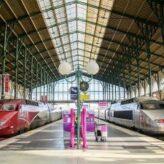 Vlakem do Paříže