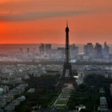 Paříž, hlavní město Francie
